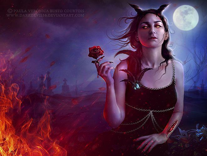 The Inner Me by DarkDevil16.deviantart.com on @DeviantArt