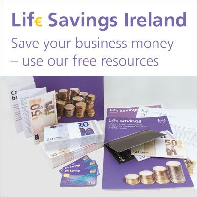 Help your organisation make the business case for health and safety by ordering our FREE resources. Email campaigns@iosh.co.uk or visit www.iosh.co.uk/lifesavingsireland to download.