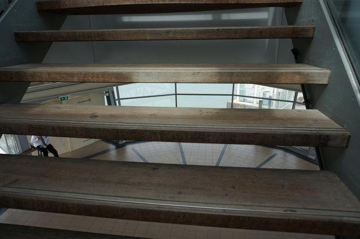 Doorkijk Trap Pier  by MichaelGentis