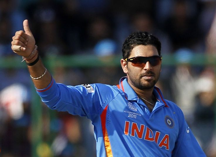 Commending the effective leadership of Mahendra Singh Dhoni, versatile Indian out-of-favor Yuvraj Singh said this spectacular demonstration team in this edition makes up to make him believe that the men in blue can retain the trophy (Full Coverage | Fictures | Calendar).
