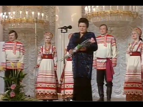 Концерт для ветеранов Великой Отечественной войны.