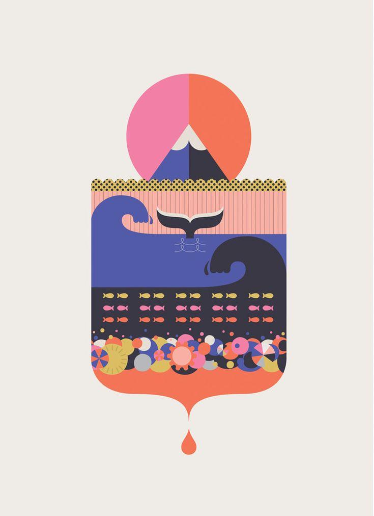 Vicki Turner / Graphic Designer, Illustrator / Devon, UK