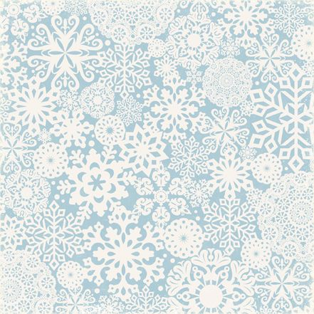 "Echo Park ""Winter Park"" - Snowmen"
