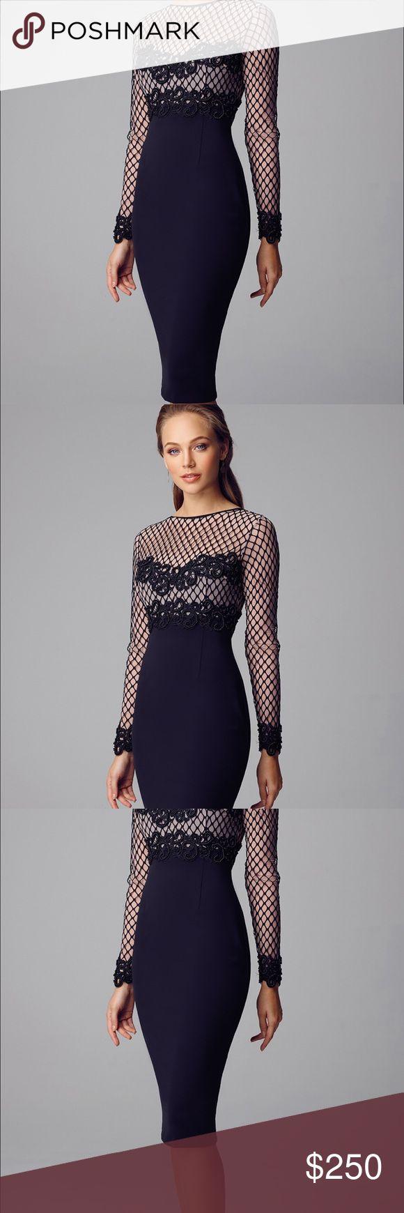 Alberto Makali Fishnet Dress S Style 184259 absolutely stunning. Never worn Alberto Makali Dresses Midi
