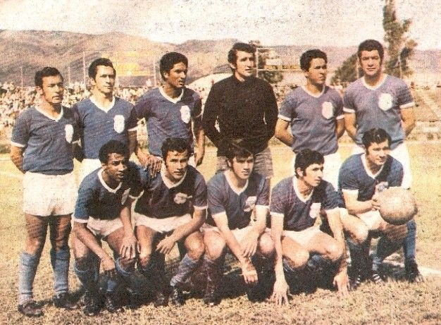 Millonarios 1971