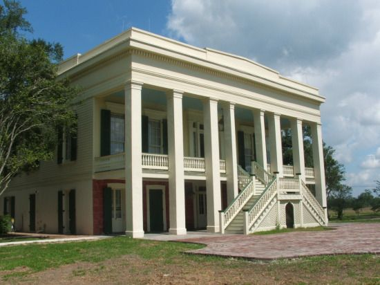 american greek revival architecture | One of the best examples of American Greek Revival architecture