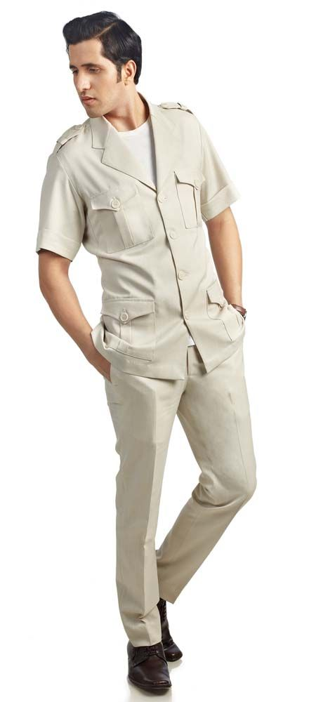 10 best images about safari suits for men on pinterest for Custom suits and shirts