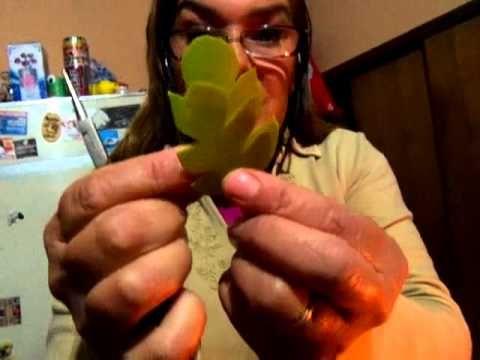 Aretes, Zarcillos , Pendientes (aros) con cucharas desechables. - YouTube
