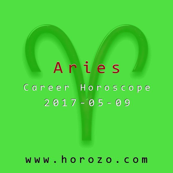 Aries Career horoscope for 2017-05-09: Beware of the effects of stress, especially if you're feeling under the weather. Go ahead and take tomorrow off if you need to. Relaxation is the key to productivity and good health..aries
