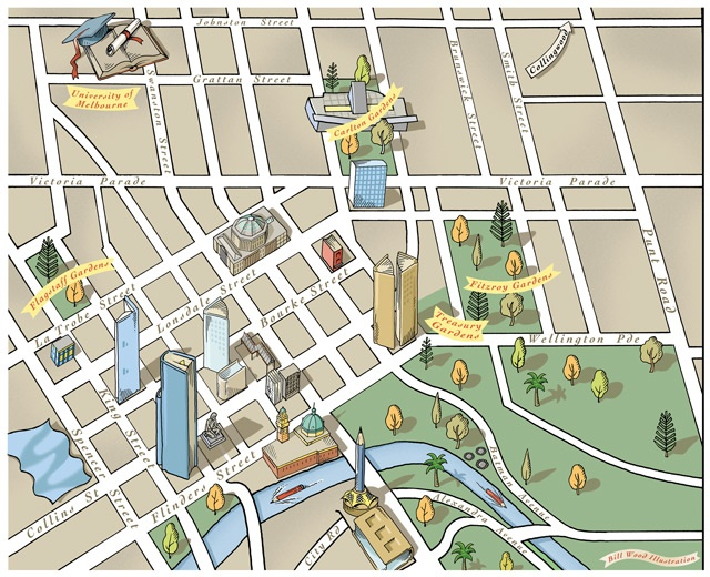 16 best maps images on Pinterest Illustrated maps Maps and Cards