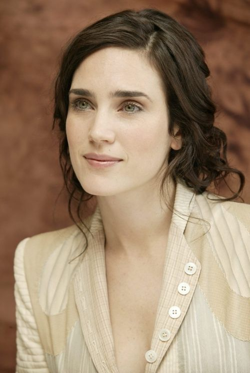Jennifer Connelly is my final choice for the part of Sloane's mom in The Program by Suzanne Young