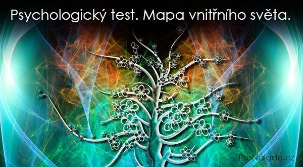 Psychologický test. Mapa vnitřního světa. | ProNáladu.cz