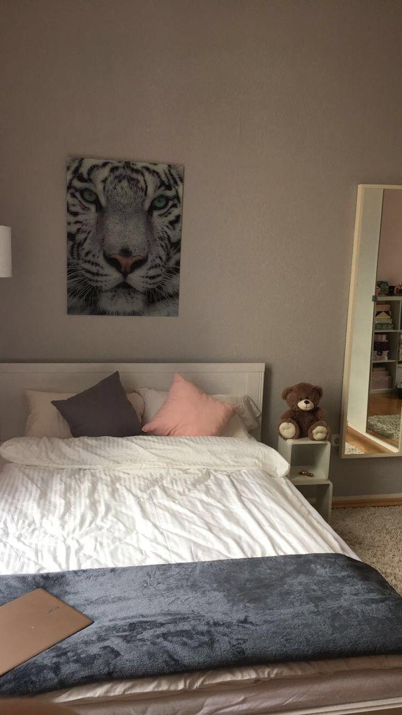 die 25+ besten ideen zu rosa graue schlafzimmer auf pinterest ... - Schlafzimmer Deko Rosa