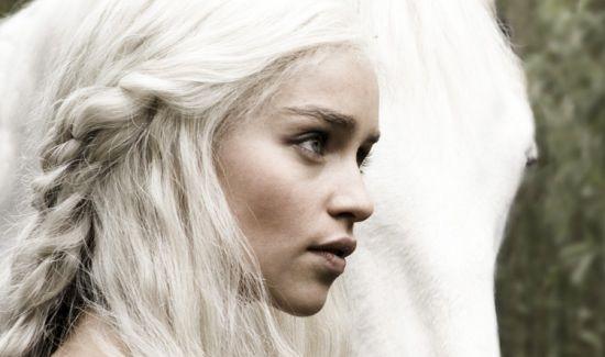 Game of Thrones - #DaenerysTargaryen