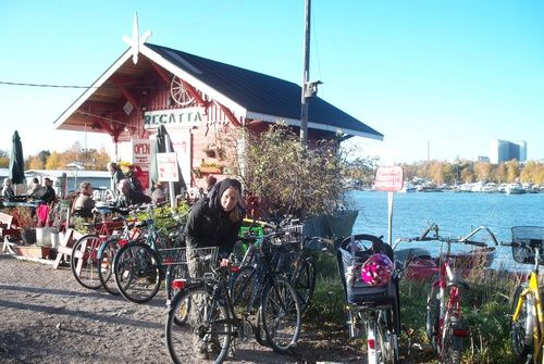 Cafe Regatta - Cafe by the seaside #Helsinki