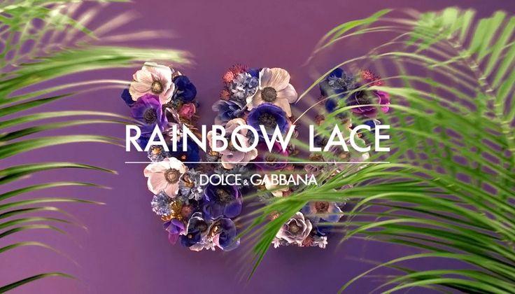 Dolce & Gabbana - Rainbow Lace on Vimeo