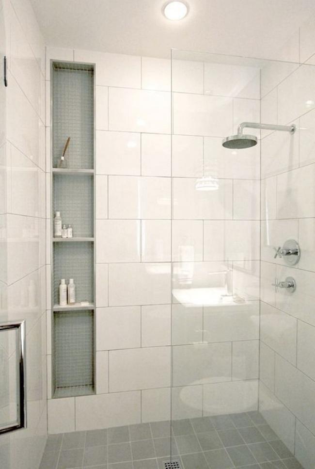 70+ Wonderful Bathroom Tiles Ideas For Small Bathrooms ...