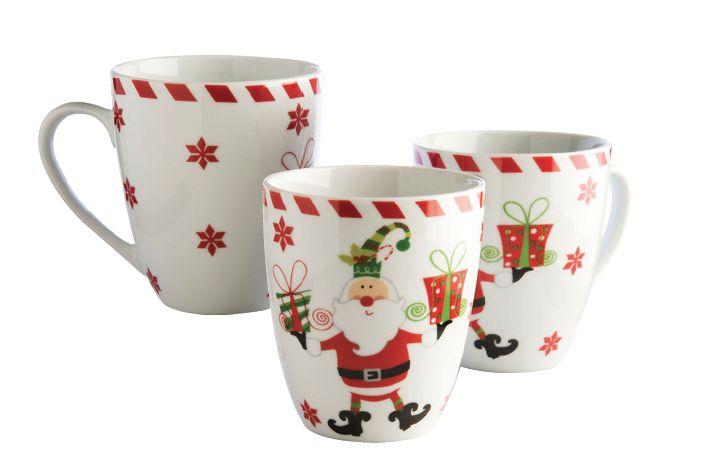 Mug #Navidad