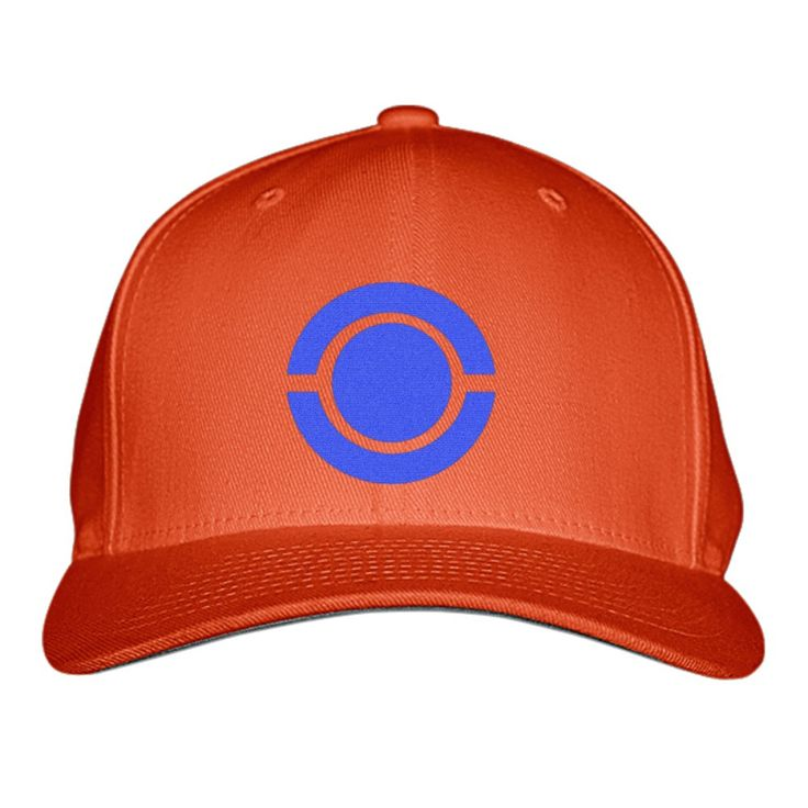 Ash Hat Logo Embroidered Baseball Cap