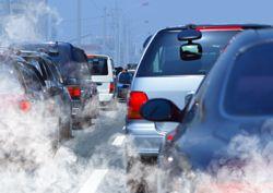 Tóxicos ambientales por vehículos
