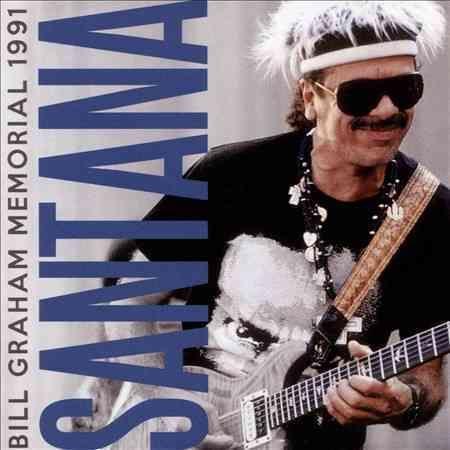 Santana - Bill Graham Memorial 1991