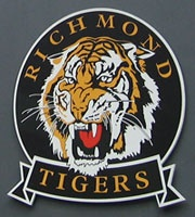 Richmond AFL football club logo