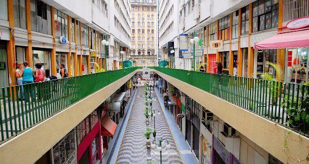 Lojas Galeria Nova Barão - São Paulo - Guia da Semana