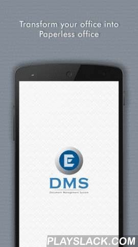 EDMS  Android App - playslack.com , Features1. Permission based Access ControlManage Permission is a smart and easy way to manage the specified document class permission. Administrator can assign rights to this document class for public, users and groups.2. Detailed Audit ReportsAt any time, system administrators can review comprehensive system audit reports containing precise and detailed information about all activities of the user and resource usage.3. SearchSearch documents from a simple…