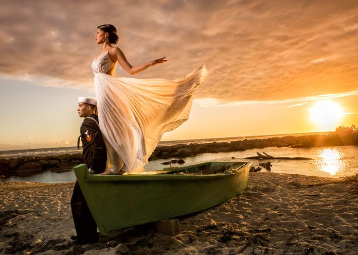 Insanely Beautiful Navy Engagement Pictures