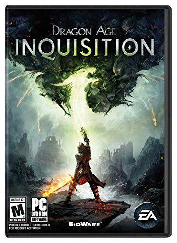 Dragon Age Inquisition - PC  for more details visit  : http://game.megaluxmart.com/
