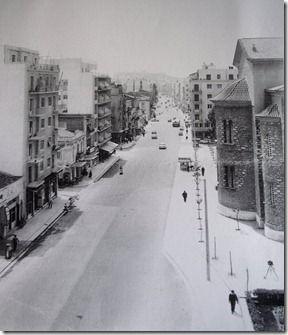 60's. Οδός Αχαρνών.