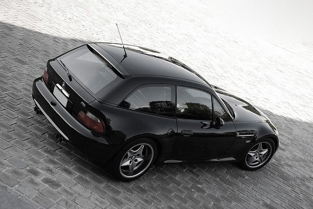 BMW M Coupe. Being over 6 feet tall it is still big enough for me. Boot is a good size as well.