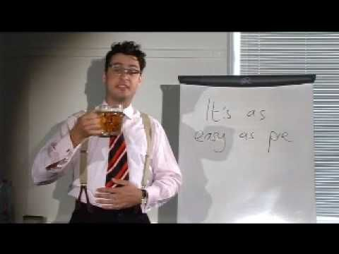 Pie Idioms: - It's as easy as pie - To be pie-eyed - To have a finger in many pies.