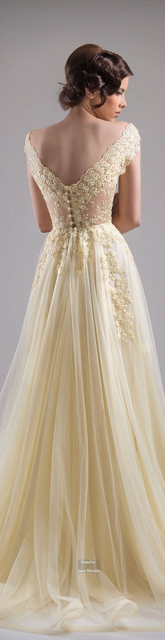 Chrystelle Atallah Couture Collection Spring-summer 2015 jαɢlαdy