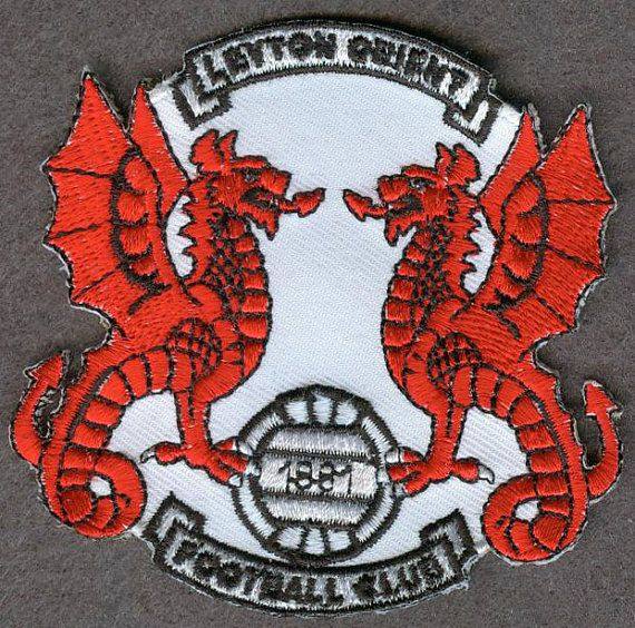 Leyton Orient England Football Club FC Soccer Badge by ManyIdea88, $8.99