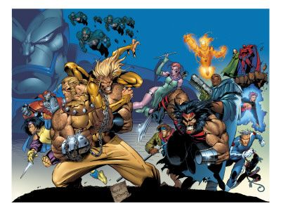 X-Men : The Age of Apocalypse -- best alternate reality storyline EVER!!