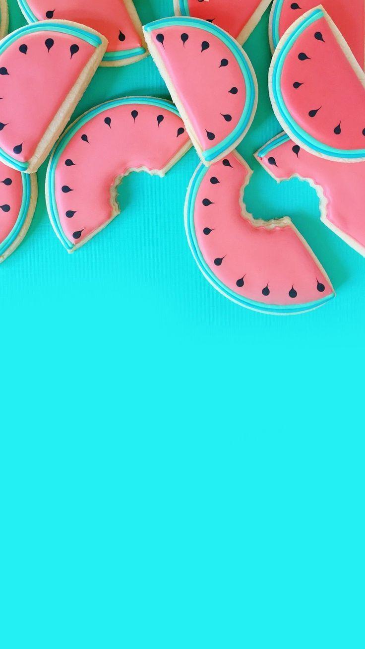 Plano de fundo de melancia por Duda Santos – #de #…