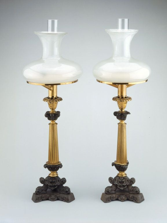 Pair of Sinumbra Lamps | The Art Institute of Chicago · Antique  LightingAntique ... - 128 Best Sinumbra Lamp Images On Pinterest Antique Lighting