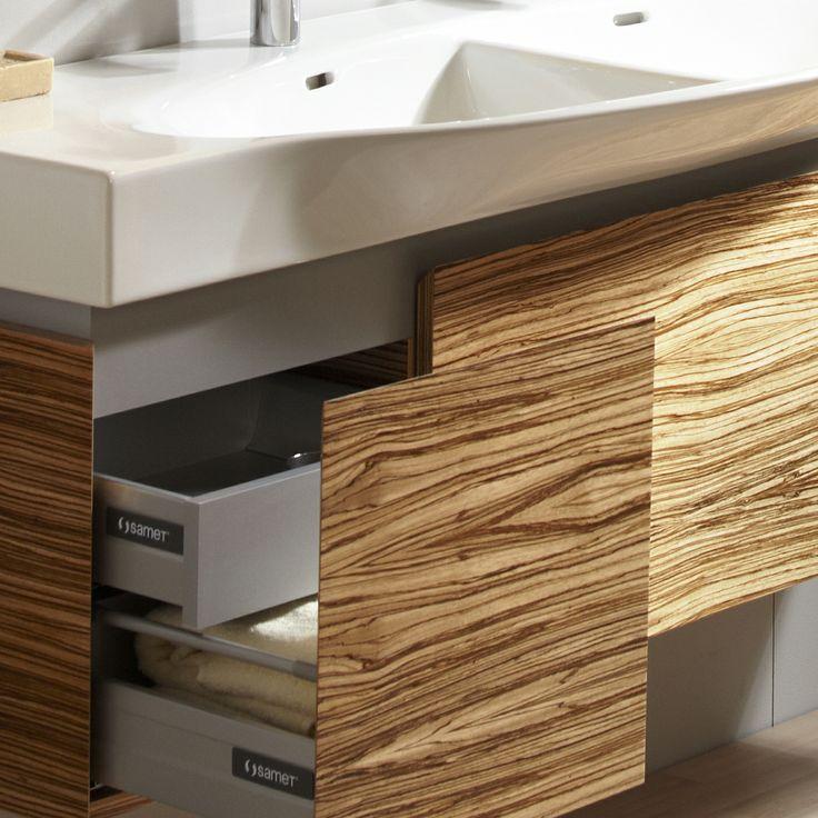 Wash-basin detail.