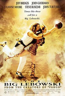 The Big Lebowski (1998). D: Joel and Ethan Coen. Selected in 2014.