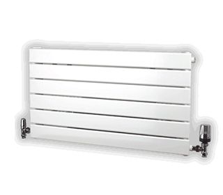 DÈCOR design radiator- supplied in any RAL colour