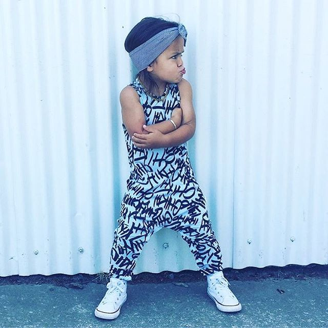 shoplocal,sobeaubaby,shopindependent,kidsconceptstore,sobeaubabes,babystyle,independentkidsstore,kidsdecor,coolkidsfashionLooking totally rad in her new @iamchikhi jumpsuit thanks so much for sharing @3littlecocos 👌
