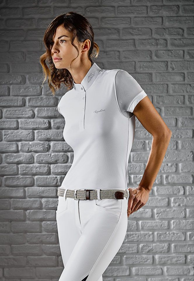 Equiline Catherine Polo Shirt