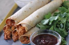 Wildtree's BBQ Ranch Chicken Taquitos Recipe. This Recipe is super easy & it makes a great freezer meal/appetizer!!!