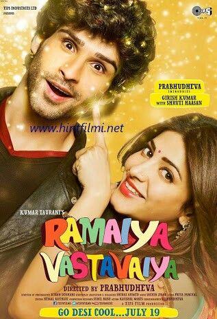 Ramaiya Vastavaiya #indiamovies Shruti Haasan and Girish Kumar