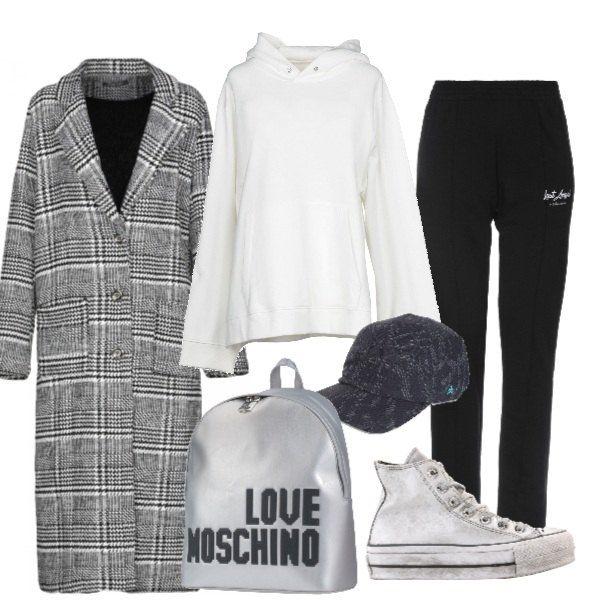 Felpe con cappuccio bianche da donna di Nike | Outfit donna