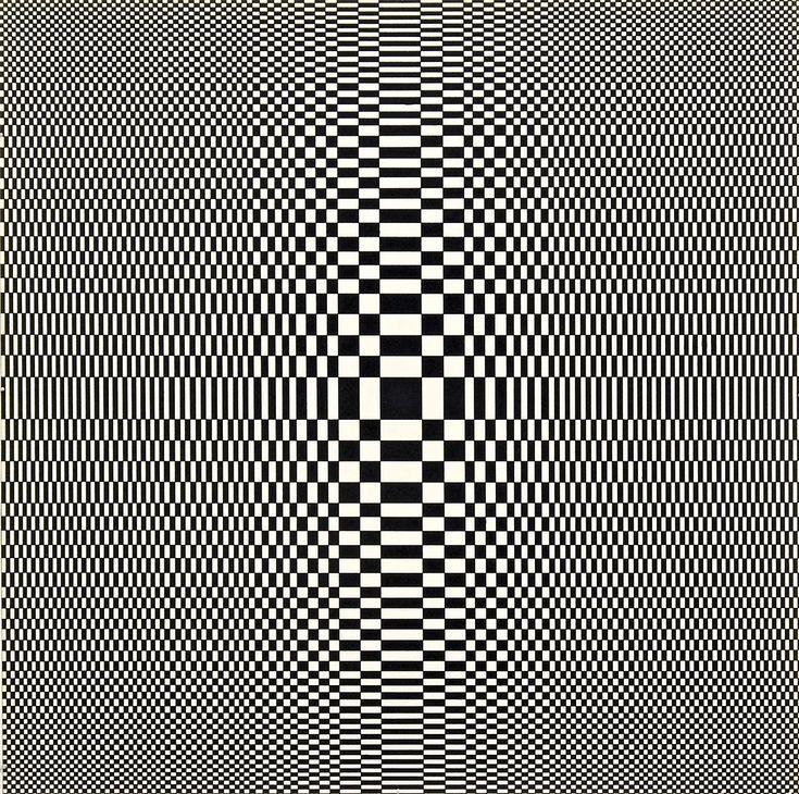 Оптические иллюзии с точками картинки