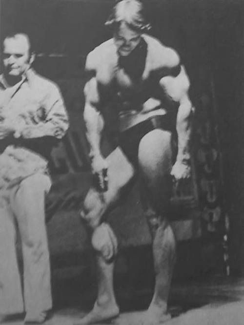 Think, that Arnold schwarzenegger naked body fill