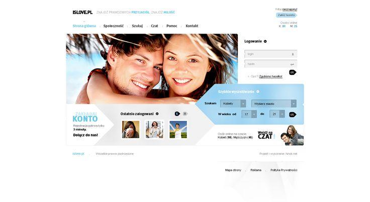 islove.pl by ~hinok on deviantART