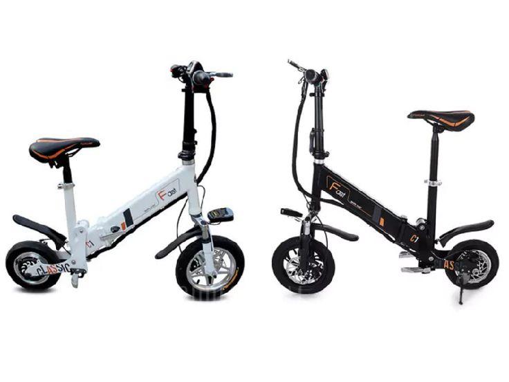 YT TUHUAN, análisis de esta bicicleta eléctrica plegable